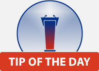 Mattson Public Speaking Tip of the Day